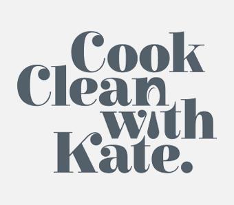 Cook Clean with Kate