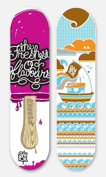 Switch Skateboards